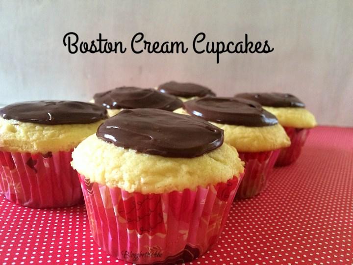 Boston Cream Cupcakes1