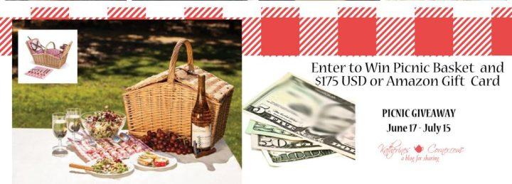 picnic giveaway prizes