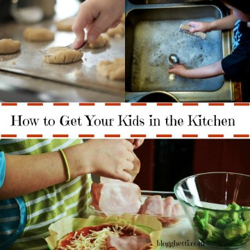 Spending time with your kids in the kitchen is not just a great bonding experience; it also teaches them skills that they will use for their whole lives! Not only does cooking with you helps improve their relationship with food, it encourages them to make healthy choices.