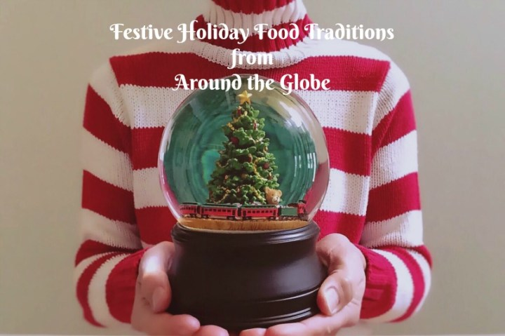 The holidays are a time for being with friends, adorning the house with festive and mostly-tasteful décor, mixing up tasty drinks, and most importantly, bringing family together to cook all of the most celebrated traditional foods. If you find yourself bored with the traditional holiday meal this year, why not try making a dish from another part of the world.