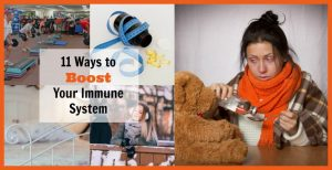 11 Tips to Boost Your Immune System