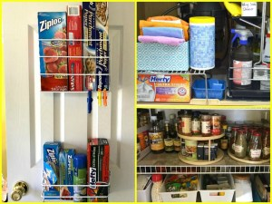 Easy and Inexpensive Tips to get your Kitchen Organized