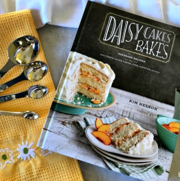 Daisy Cakes Bakes cookbook