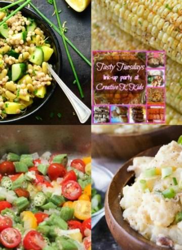 Tasty Tuesdays' Link Party