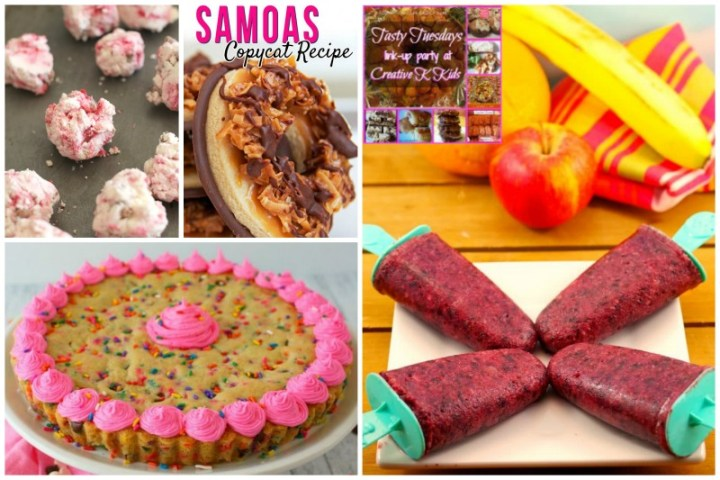 Tasty Tuesdays' Link Party features 6-19
