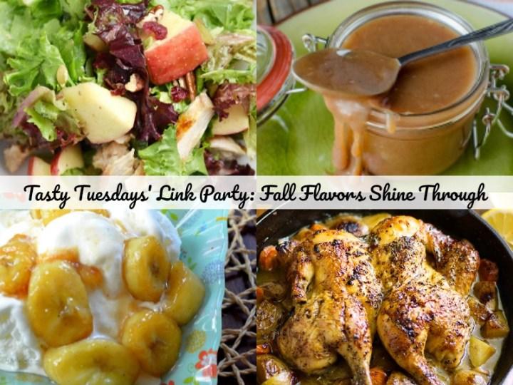 Tasty Tuesdays' Link Party 9-4-18