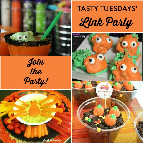 Tasty Tuesdays' Link Party features 10-9