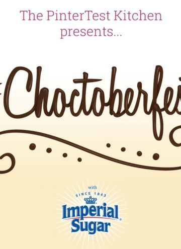 #Choctoberfest with Imperial Sugar