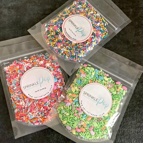 SprinklePop Sprinkle packages