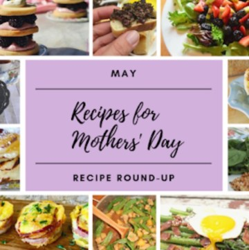 May Recipe Round-up