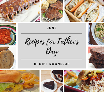 June is here and that means summer is coming and Father's Day will be here soon!