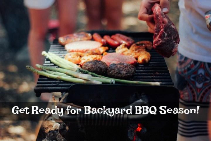 Get Ready for BBQ Season