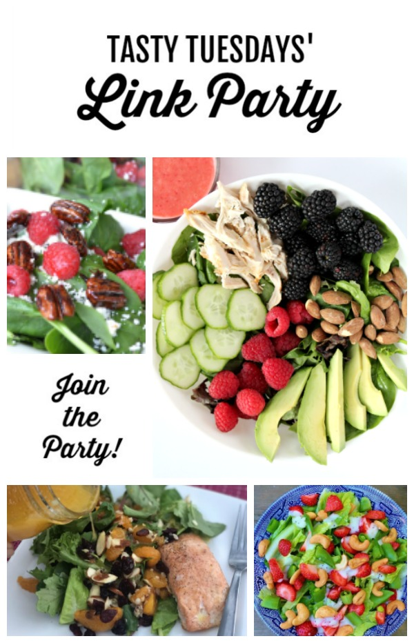 Tasty Tuesdays' Link Party features for August 6