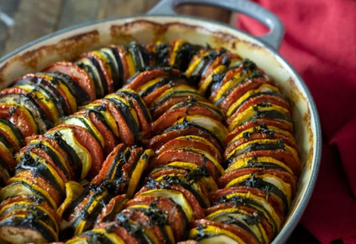 Baked-Ratatouille