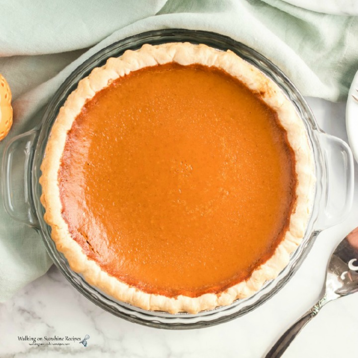 Pumpkin-Pie-plain-FEATURED-photo-from-Walking-on-Sunshine-Recipes