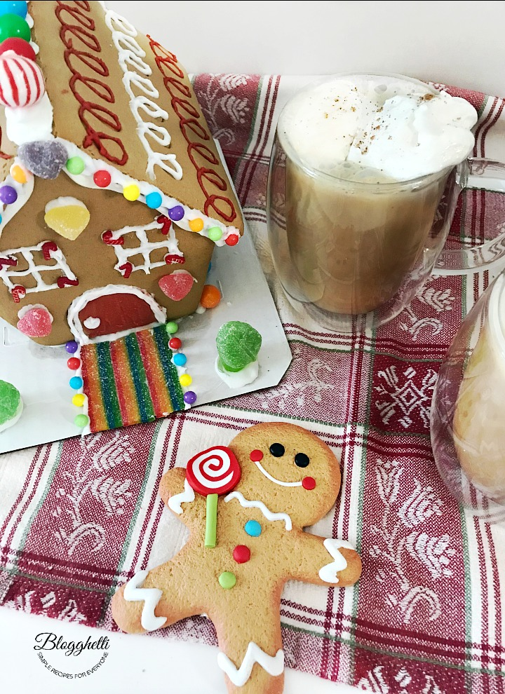Hansel and Gretel Gingerbread Latte