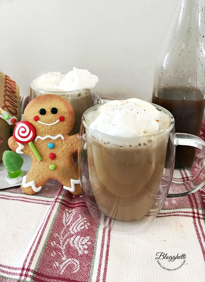 Hansel and Gretel Latte