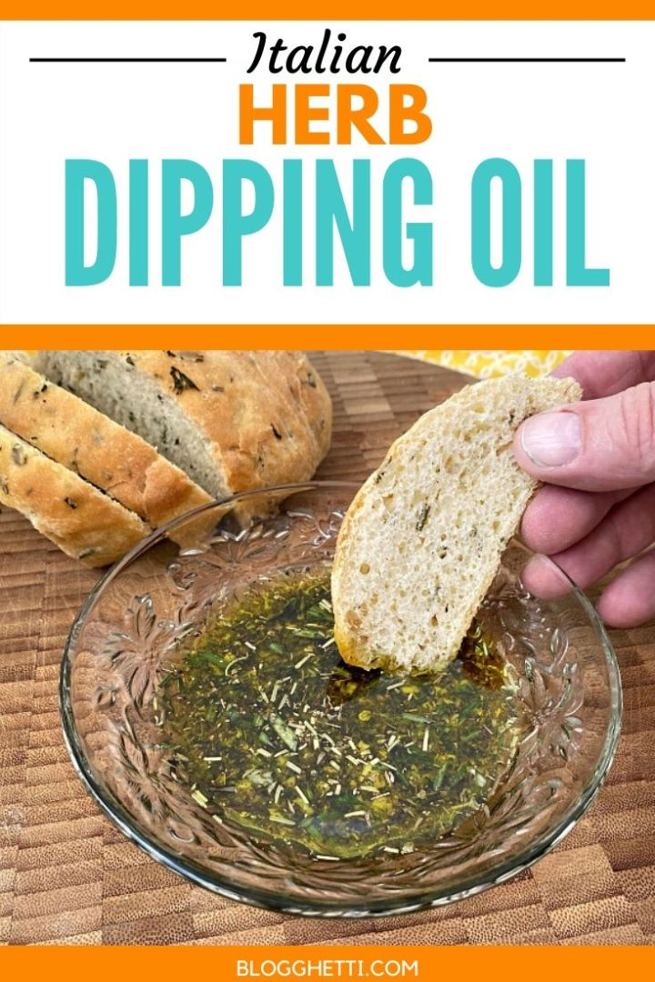 Italian Herb Dipping Oil
