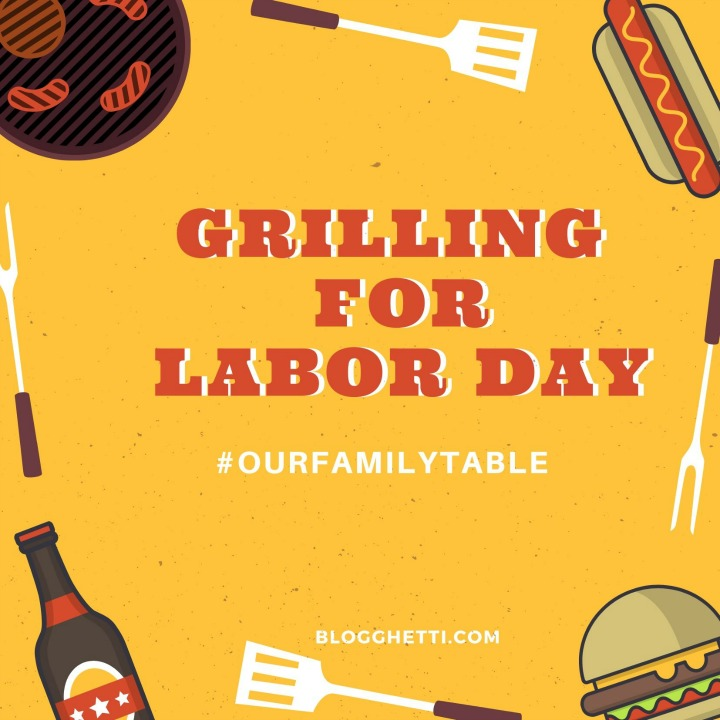 Grilling for Labor Day logo