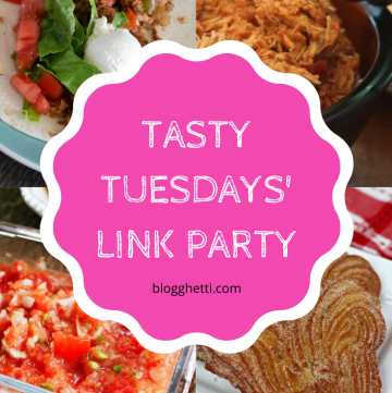 #TastyTuesdays Link featuresParty