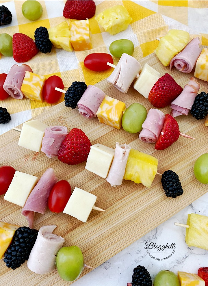 lunch kabobs for kids