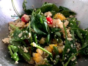 spinach-tomato-couscous-salad