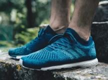 Giày thể thao chính hãng mới nhất: Cận cảnh đôi giày làm từ nhựa tái chế