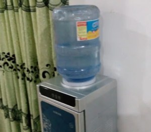 How To Clean And Sanitize Your Water Dispenser