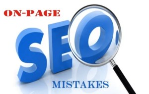 8 Important On-page SEO Mistakes To Avoid From 2017