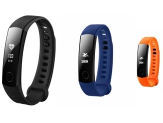 Fitness Wearable Honor Band 3 With Heart Rate Sensor Launched in India