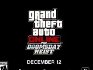 "GTA online ""The Doomsday Heist"" Update Now Available For Download"