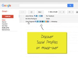 How To Find Social Media Accounts By Email Using ManyContact Chrome Extensions