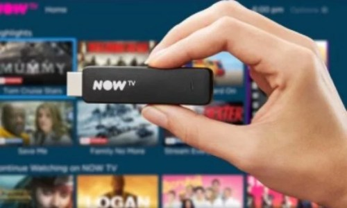 NOW TV Smart Stick With Voice Command Price and More Details