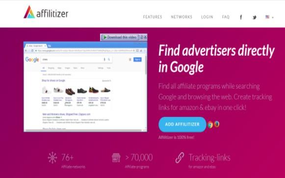 amazon affiliate chrome extension