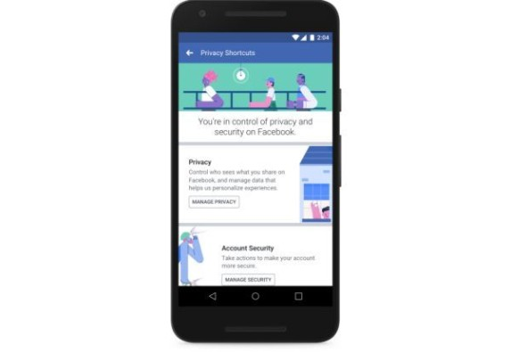 Facebook new privacy policy now allows users to take control of their settings