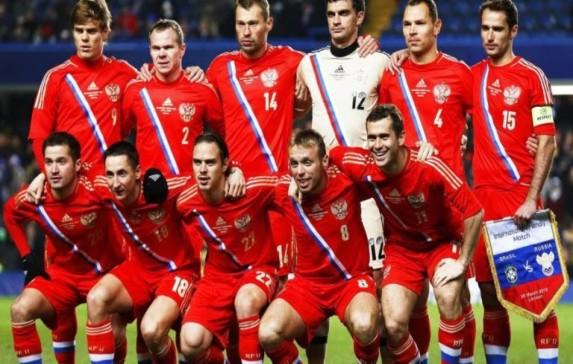 Russia Preliminary Squad For The FIFA World Cup Russia 2018