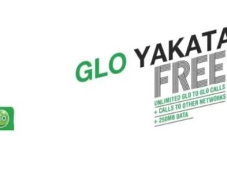 Glo Yakata Prepaid Plan: Bonus, Data, Tariff, and How To Migrate