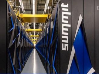 Meet IBM Summit, The Fastest Supercomputer in The World 2018