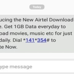 Airtel Download Bundle Gives You 1GB for N350; See All You Need To Know