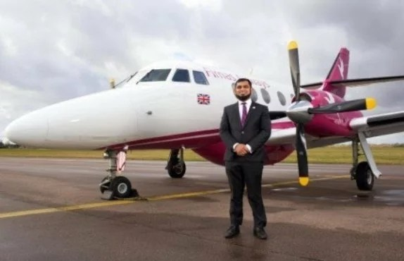 """Firnas Airways: British First """"Sharia Compliant"""" Airways set to be launched in 2019"""