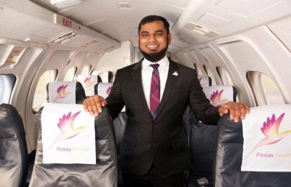 KaziShafiqur Rahman - Firnan Airways