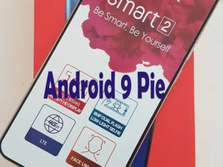 How to Upgrade Infinix Smart 2 OS to Android 9 Pie