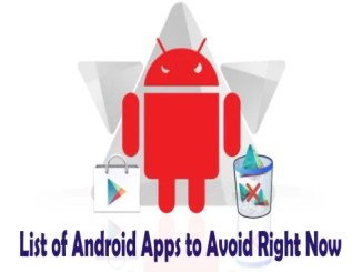 Android Apps to Avoid or Delete from Your Phone Right Away