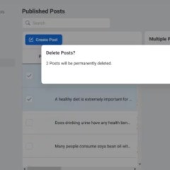 How to Delete All Posts on Facebook Page in 2020