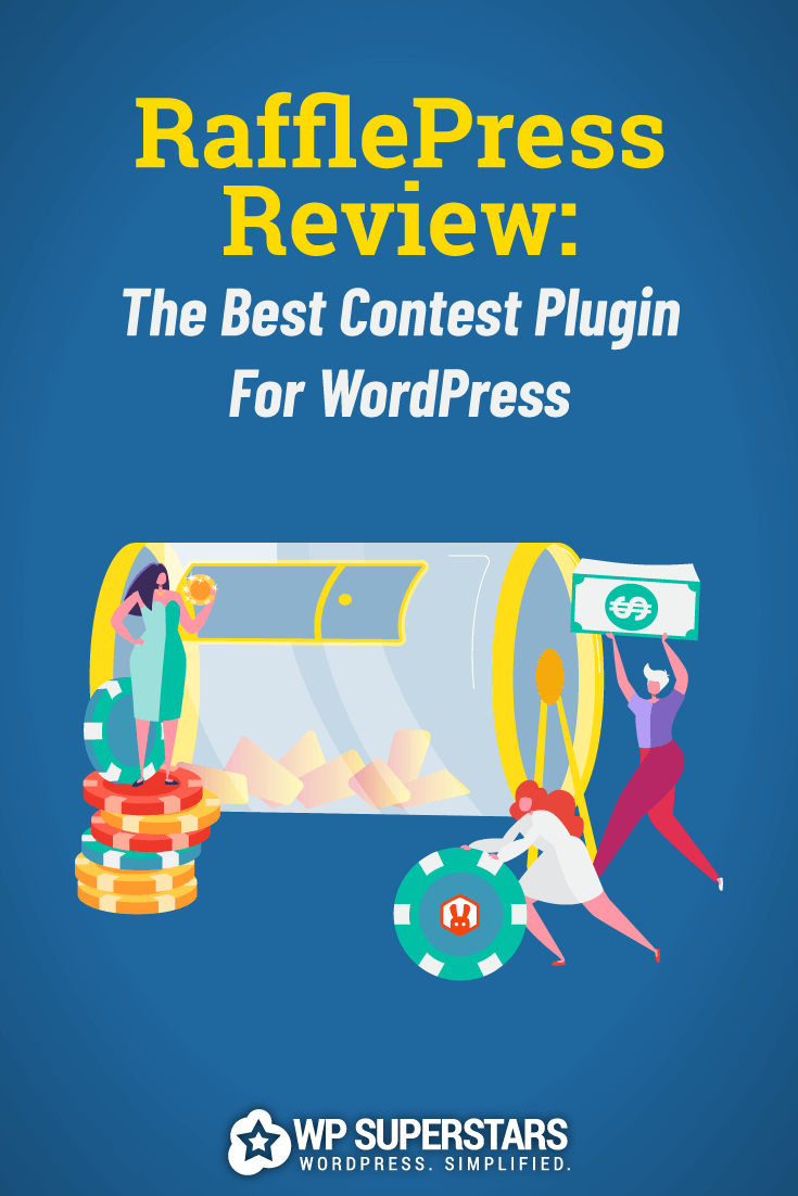 RafflePress Review: Ist dies das beste WordPress-Umfrage-Plugin? 1