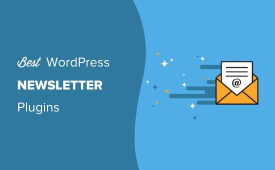 Los mejores complementos del boletín de WordPress (fácil de usar)