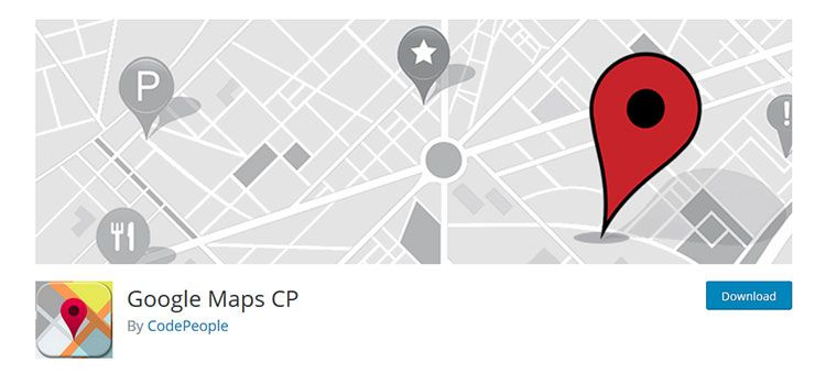 CP de Google Maps