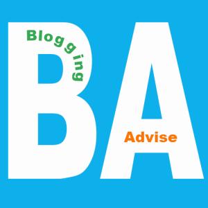 Blogging Advise