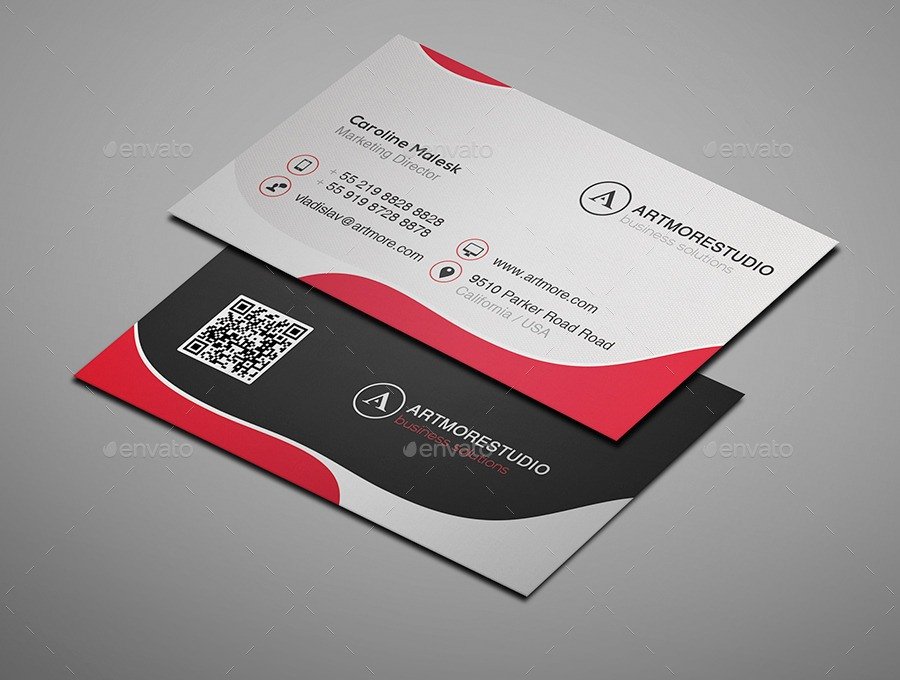20 professional simple business cards templates for 2018 simple business cards colourmoves