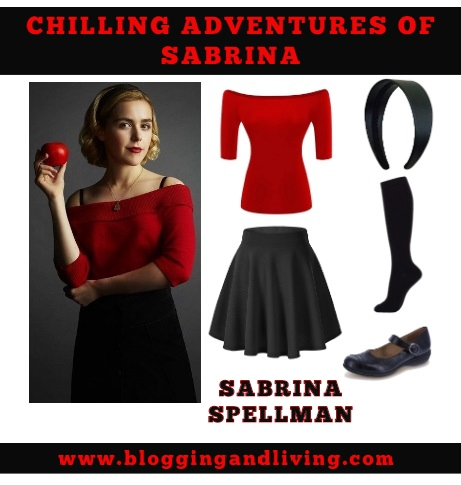 Chilling Adventures of Sabrina Costume